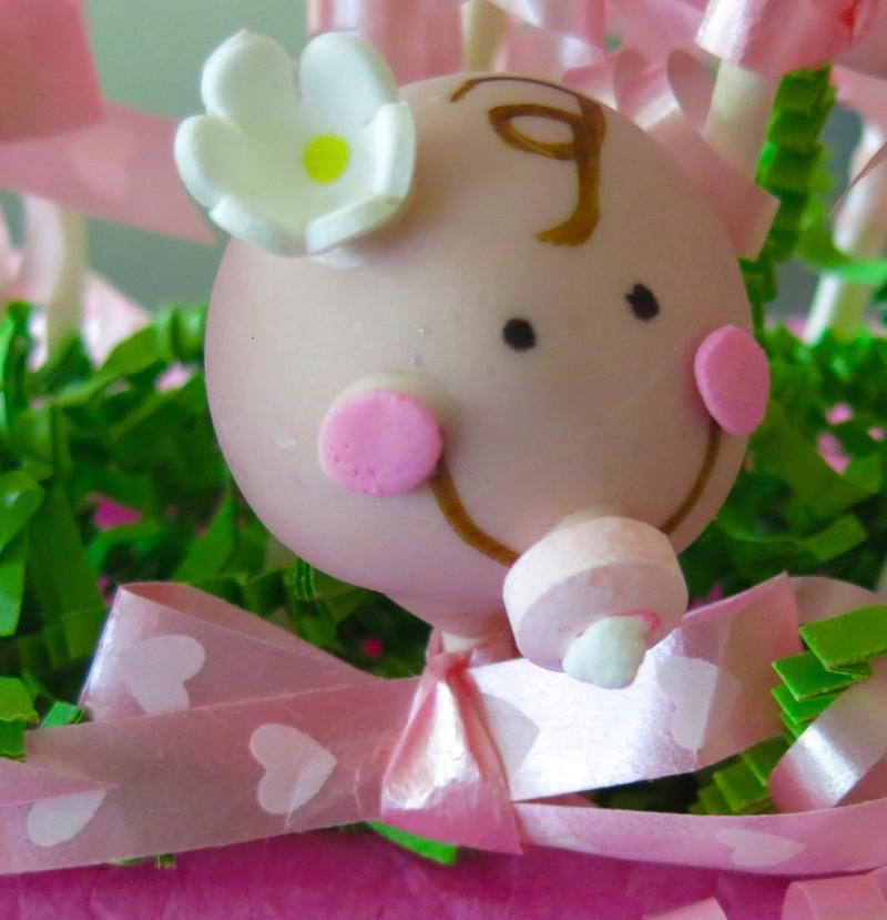 5 Babyface Cake Pops