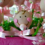 Baby Girl Babyface Cake Pops for Amy and Heidi Marie