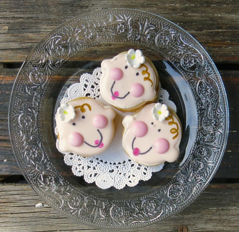 1 Babyface Sandwich Cookies