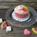 Pretty in Pink: Homemade Pink Lemonade Cupcakes