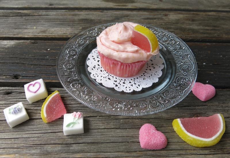 1 Pink Lemonade Cupcakes
