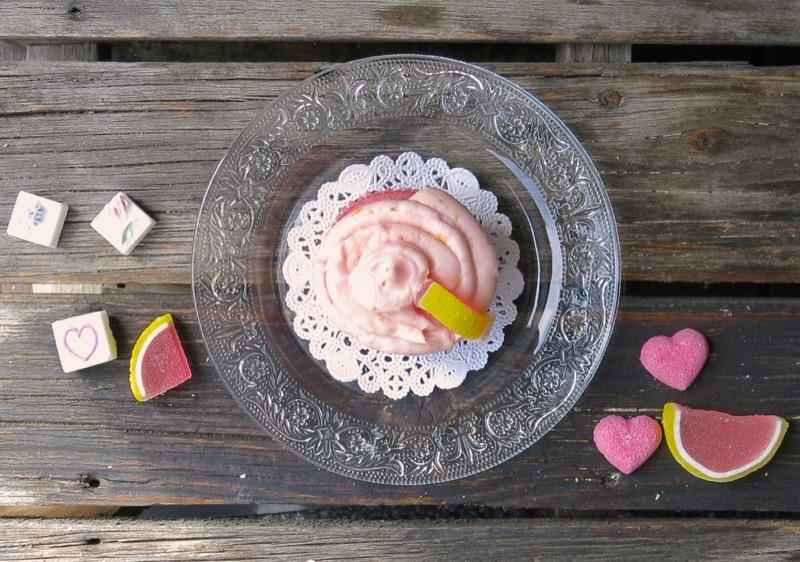 13 Pink Lemonade Cupcake