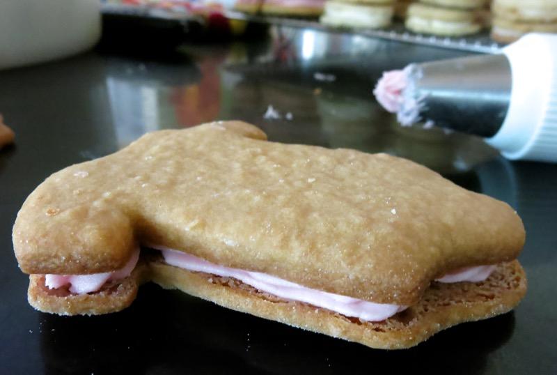 17 Baby Onesie Butter Cookies