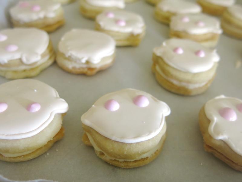 18b Babyface Sandwich Cookies Cheeks