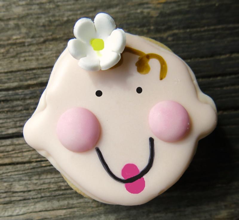 6 Babyface Sandwich Cookies