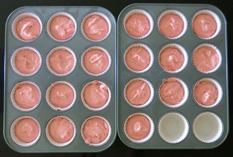 9 Pink Lemonade Cupcake