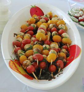 Caprese Salad July 2016
