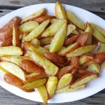 Philips AirFryer GIVEAWAY: Healthy Eating and Rustic French Fries