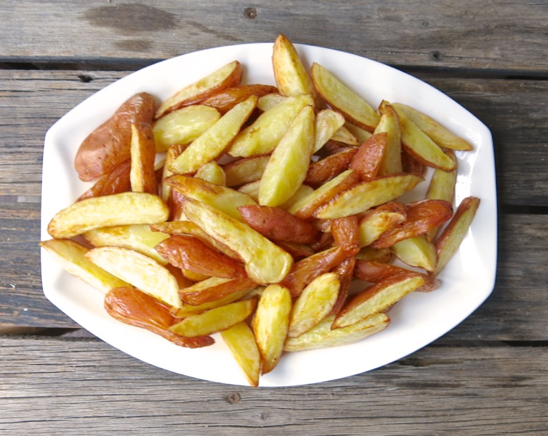 how to make crispy french fries in airfryer