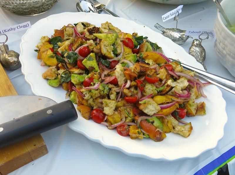 36-vanja-lugonjas-50th-birthday-pig-roast-buffet-kathy-cleggs-salad