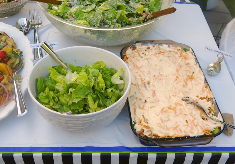 37-vanja-lugonjas-50th-birthday-pig-roast-buffet-salads