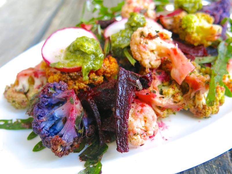 5-philips-airfryed-roasted-cauliflower-salad