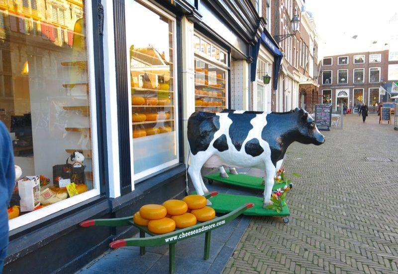 "Dutch Food: ""de Markt"" or Delft Farmer's Market every Thursday"