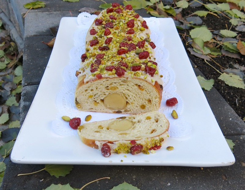 Mom S Famous Christmas Stollen In The Thermomix