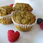 Gramsy's Healthy Veggie Muffins: Build Strong Minds and Bodies!