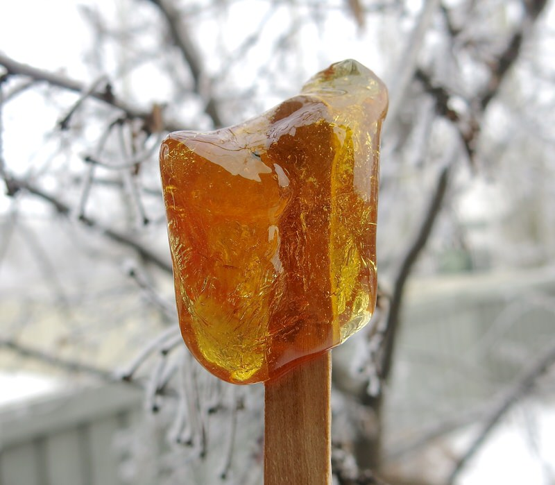 Canadian Maple Syrup Taffy Candy: An Eastern Canadian Tradition
