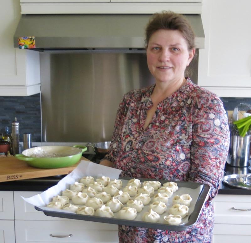 Nadja Kerstane Russian Dumplings