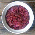 Braised Purple Cabbage or Rotkohl or Blaukraut with Margaret Bose Johnson