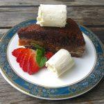 Homemade Turtle Cake with Homemade Caramel Filling: A Canadian Foodie Original Recipe