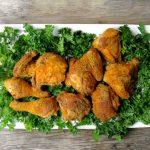 Homemade Oven Baked KFC Chicken
