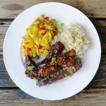 Thermomix Sweet and Sour Spare Ribs inspired by the Chinese Basic Cookbook