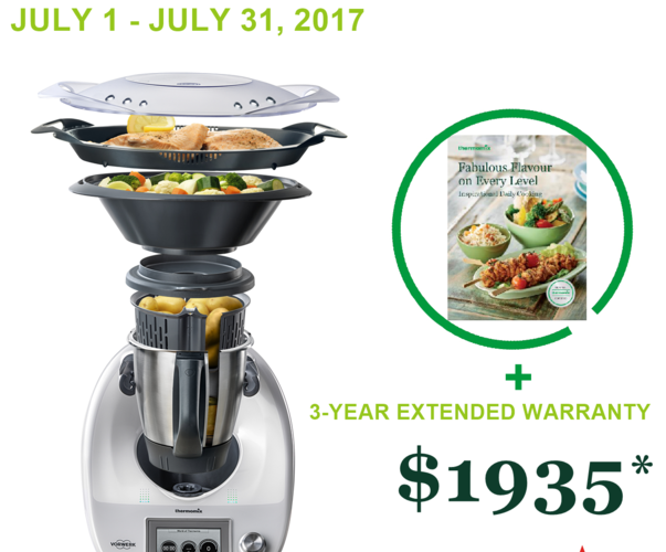 Thermomix TM5 Incentives