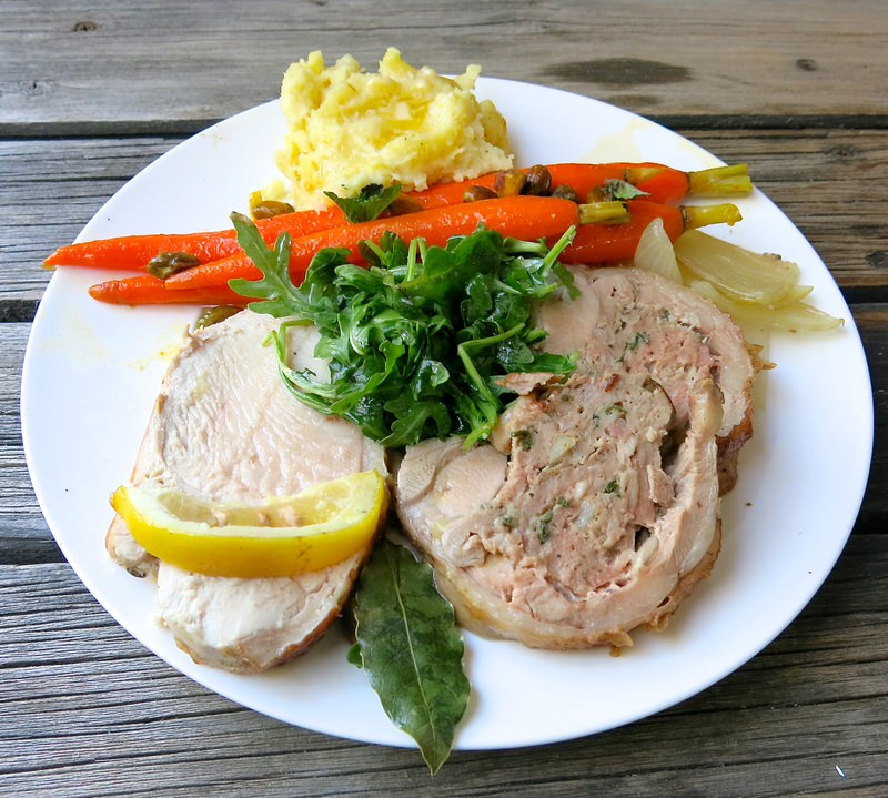 Brined Turkey Breasts