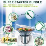 Thermomix Customer Incentive October 2017: Super Starter Bundle Revised
