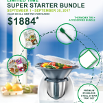 Thermomix Customer Incentive September 2017: SUPER STARTER KIT