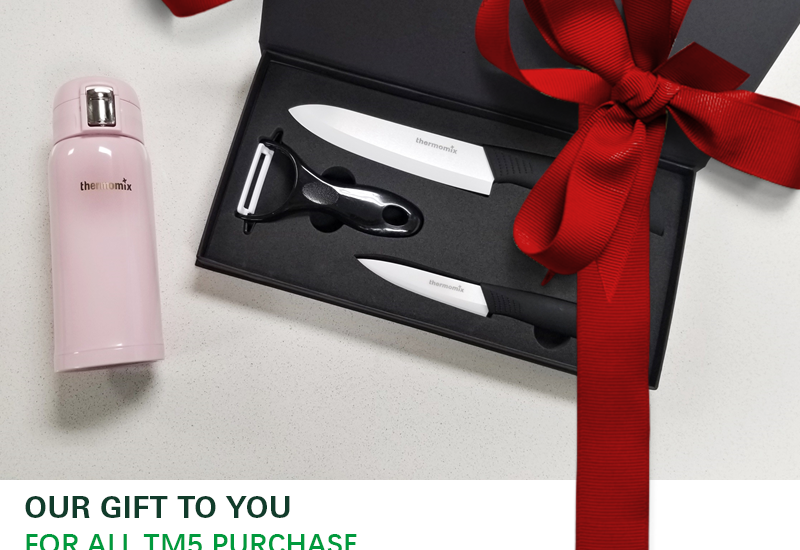 Thermomix Customer Incentive December 2017: Make it Happen
