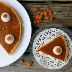 Cloudberry Tart aka Bakeapple Tart with Emily Mardell and Cela