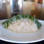 Asian Spinach Dumpling Wrappers or Jade Dumpling Wrappers