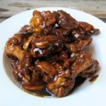 Sticky Sweet and Sour Chicken Wings