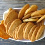 Gruyère Cheese Shortbread Crackers: A Delicious Nippy Cheese Cracker