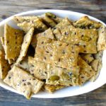 Healthy Seed Crackers: Homemade and Simply Irresistible!