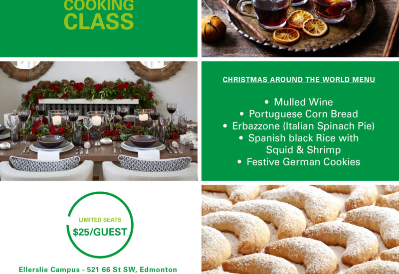 Edmonton Thermomix Cooking Class October 13 2018