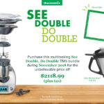Thermomix Client Incentive November 2018