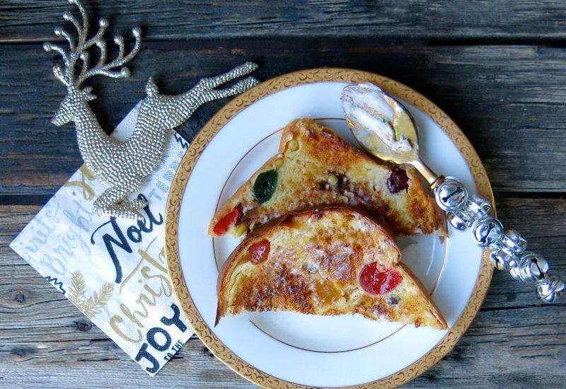 Fruit Bread: Helen's Famous Canadian Holiday Fruit Bread