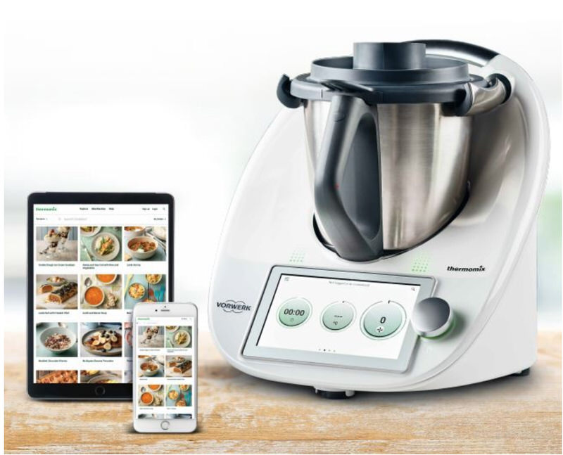 Launch Of Thermomix Tm6 Surprised Thermomix Lovers The World Over