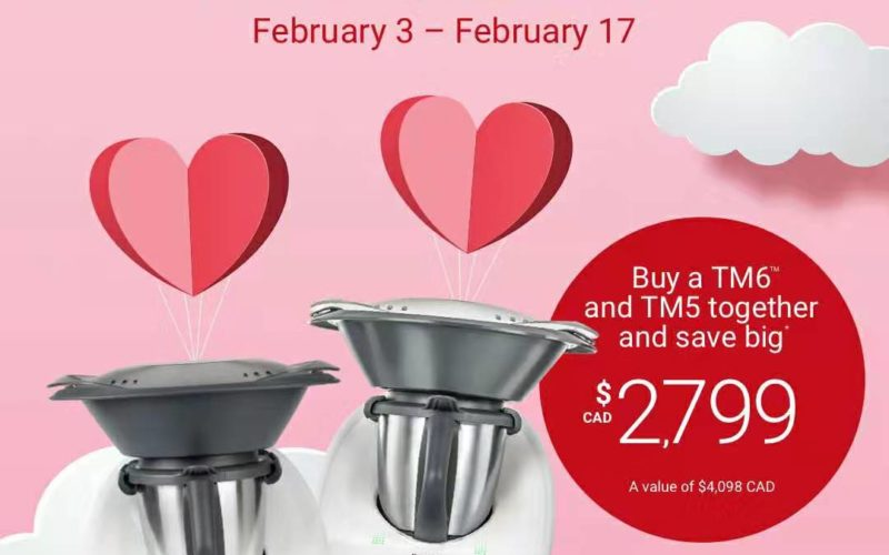 Thermomix® TM6™ and TM5™