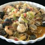Algarve Portuguese Shellfish Stew