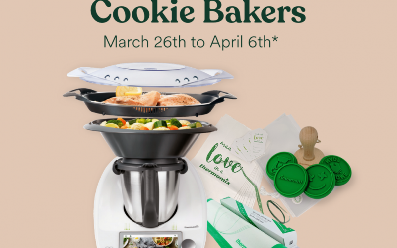 Thermomix DIY Cookie Bundle
